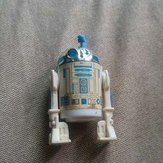 Vintage Kenner Star Wars R2-d2 with scope