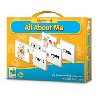 Match it all about me