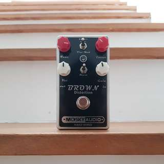 Mosky Audio Brown Distortion Pedal