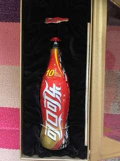 Coca Cola 可口可樂 10 億標箱紀念 box set