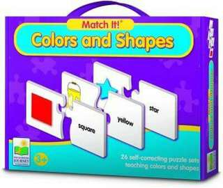 Match it Colors and shapes
