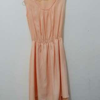 Dress-Peach