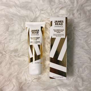 James read tan peel mask
