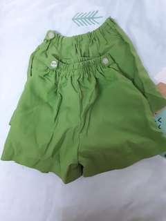 My first skool skirt shorts for girl  (×2)
