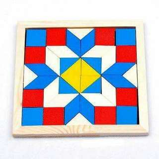 Parquetry blocks 1