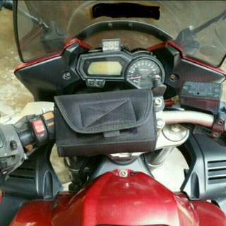 MOTORCYCLE MULTI PURPOSE POUCH