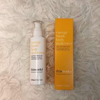 Thisworks body moisturiser