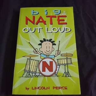 Big Nate Out Loud - Funny Comics for Young Children