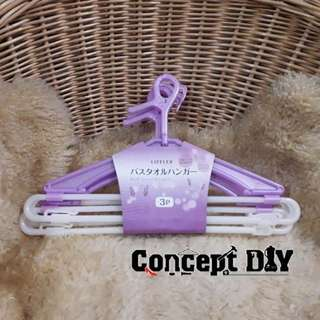 Bath Towel Hanger (3pcs)