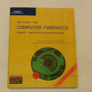 Guide To Computer Forensics And Investigations (Book & CD) by Bill Nelsom, Amelia Philips, Christopher Steuart