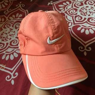 Original Nike millennial orange hat