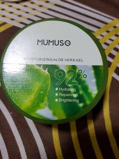 Mumuso Moisturizing Aloevera Gel