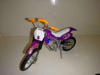 Diecast Model Motorbike