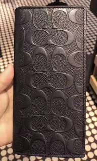 Coach Men's Wallet purse original