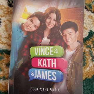 Vince Kath & James book 7