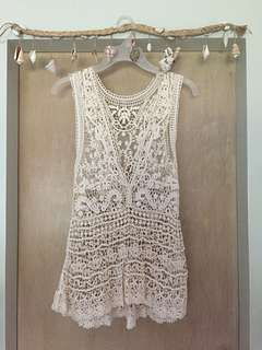 Crochet top/dress
