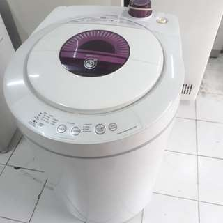 SHARP 7kg fully automatic washing machine 01133530275 call me WhatsApp