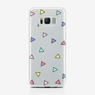 Triangle soft case