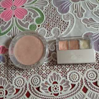TAKE ALL - Catrice compact powder & wardahdouble function kit