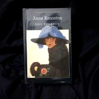 Anna Karenina by Leo Tolstoy Imported Classic Book Novel