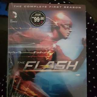 The Flash Season 1 TV Series