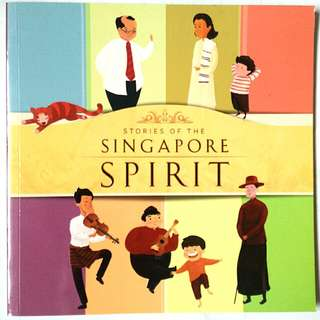 Stories of the Singapore Spirit