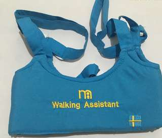 Mothercare Baby Walking Assistant (Blue)