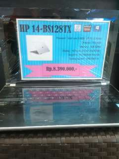 HP 14-BS128TX