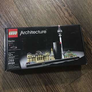 Lego 21027 Berlin Germany