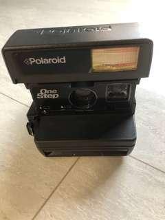Polaroid One Step vintage classic Camera