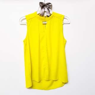 FOREVER 21 Neon Yellow Shirt