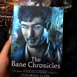 The Bane Chronicles by Cassandra Clare Imported Book Novel
