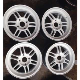 SPORT RIM 15inch RPF1 USED WHEELS
