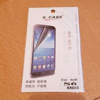 Samsung S6 保護貼Mon貼