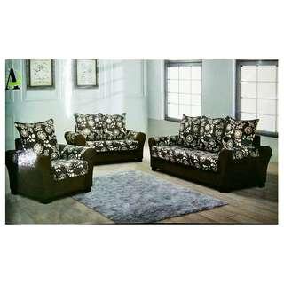 set sofa 1+2+3