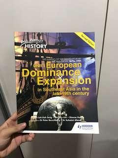 History test book unit 1