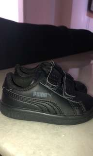 Baby boys puma shoes