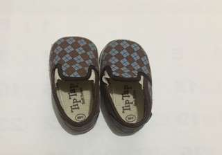 Tip Tap Soft Soles Baby Boy Shoes