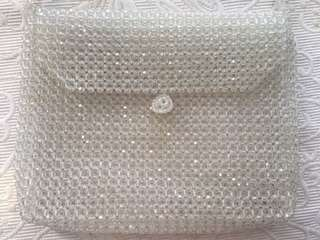 Crystal Beads Party Bag