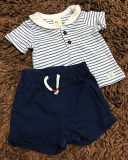 H&M for baby 1-2m