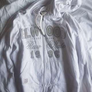 Elwood zip-up hoodie