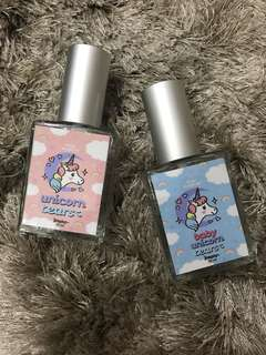 Unicorn tears & baby unicorn tears