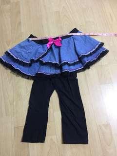 Skirt/pants