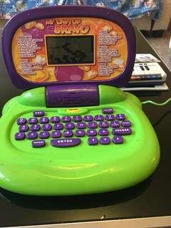 Laptop/ piano