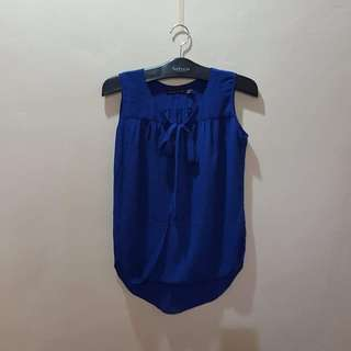 High quality chiffon top NWOT