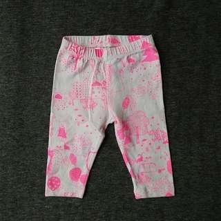 Pink Neon Legging