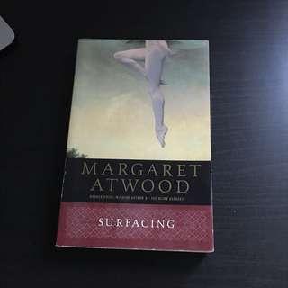 surfacing, margaret atwood