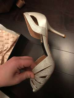 Badgley Mischka Tatiana D'orsay shoes 6.5