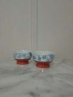 BN Japanese Porcelain Bowl perfect condition unused 2perfect for $12