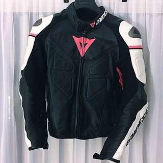 Dainese Avro Leather Jacket